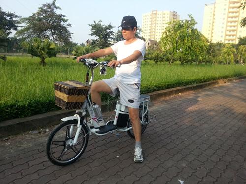 Mua xe đạp điện chính hãng với giá cực ưu đãi - 6