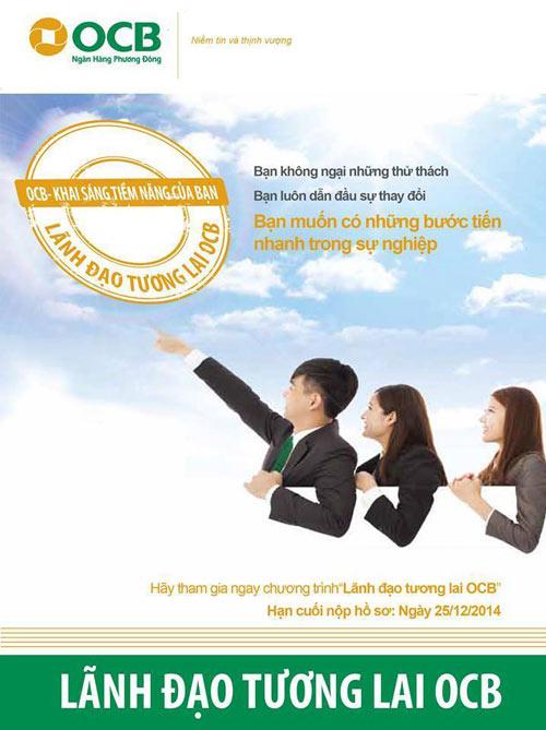 Lãnh đạo 8x của ngân hàng Phương Đông chia sẻ bí quyết thành công - 2