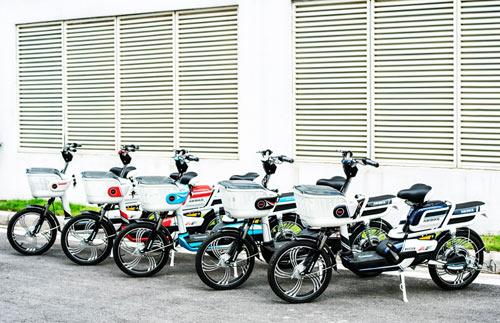 Ưu đãi lớn khi mua xe đạp điện AMBIKE trong tháng 12 - 1