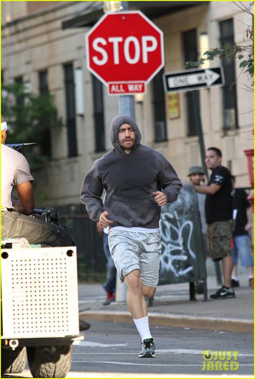 Quá trình Jake Gyllenhaal lột xác thành võ sỹ khát máu - 3
