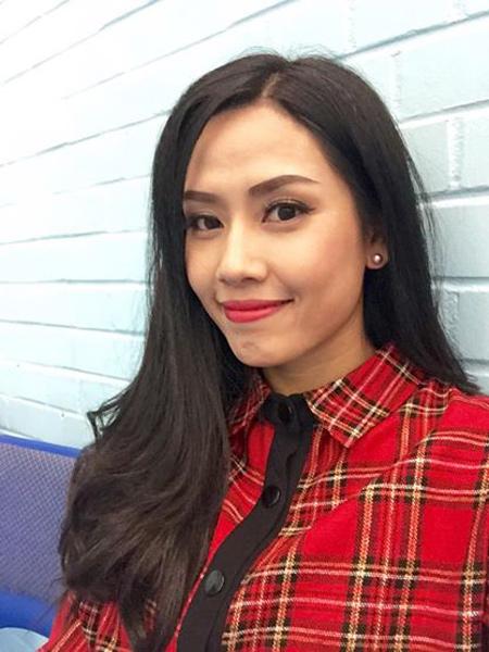Nghe Nguyễn Thị Loan nói tiếng Anh tại Miss World 2014 - 1