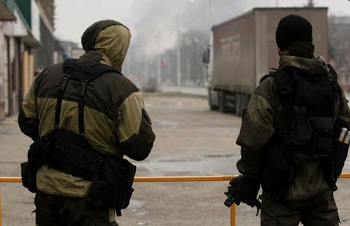 Nga: Cảnh sát đấu súng dữ dội, diệt 7 phiến quân - 1