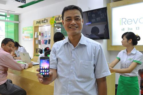 Tiết lộ trước giờ G: HKPhone tri ân khách hàng hơn 1 tỷ đồng - 2
