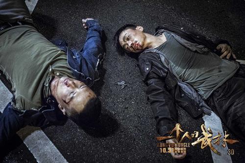 Những màn đấu võ nghẹt thở trong phim mới Chân Tử Đan - 3