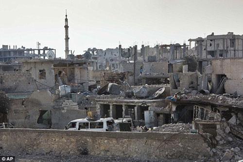 Cha và con gái hội ngộ cảm động trên mặt trận chống IS - 3