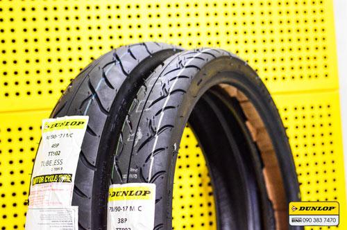 Môtô Bình đưa vỏ xe máy Dunlop đến gần với người tiêu dùng - 2