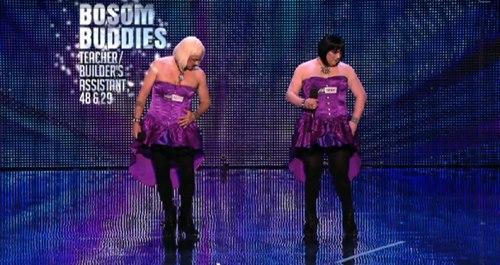 Những chàng giả gái khiến giám khảo Got talent mê mẩn - 4