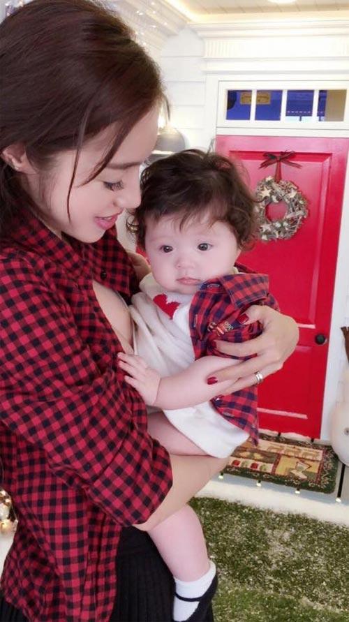Elly khoe con gái giành giải nhất cuộc thi ảnh - 5