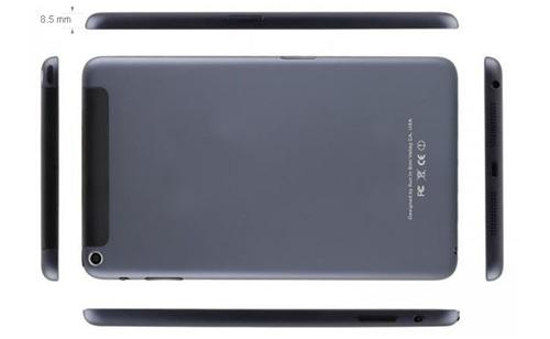 Máy tính bảng 3G thương hiệu Mỹ - thiết kế đẹp, giá rẻ - 1