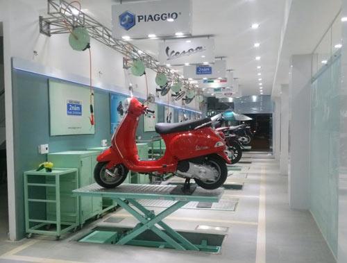 Ra mắt Piaggio Fly hoàn toàn mới và tiết kiệm nhiên liệu - 6