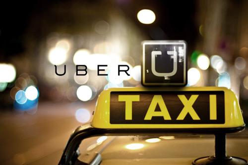 Hiệp hội GTVT Hà Nội kiến nghị dừng Uber Taxi - 1