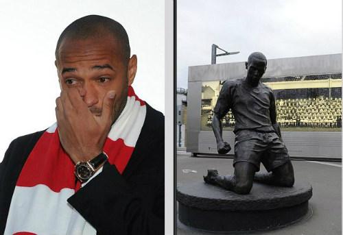 Henry: Biểu tượng ở Anh nhưng bị người Pháp ruồng bỏ - 2