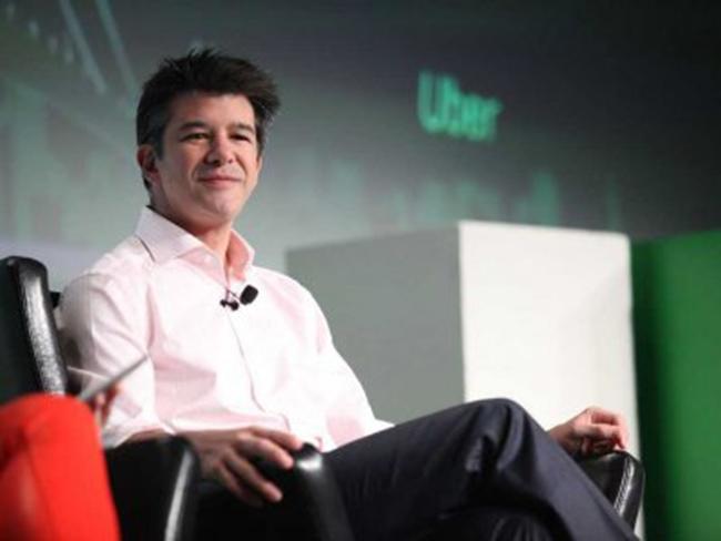 2. Travis Kalanick  Công ty: Uber