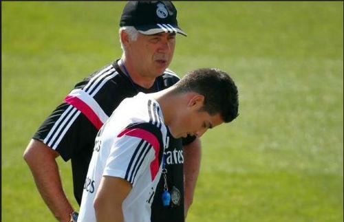 James Rodriguez: Và Real đã quên được Di Maria - 3