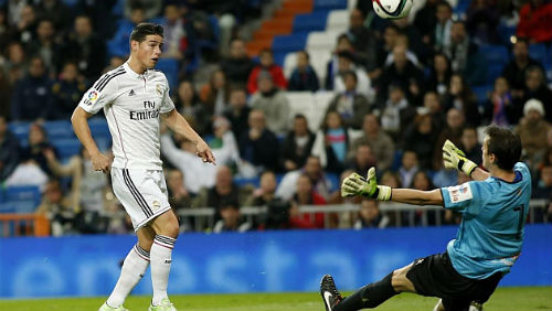 James Rodriguez: Và Real đã quên được Di Maria - 2