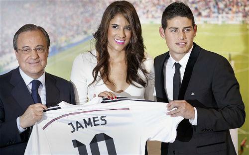 James Rodriguez: Và Real đã quên được Di Maria - 1