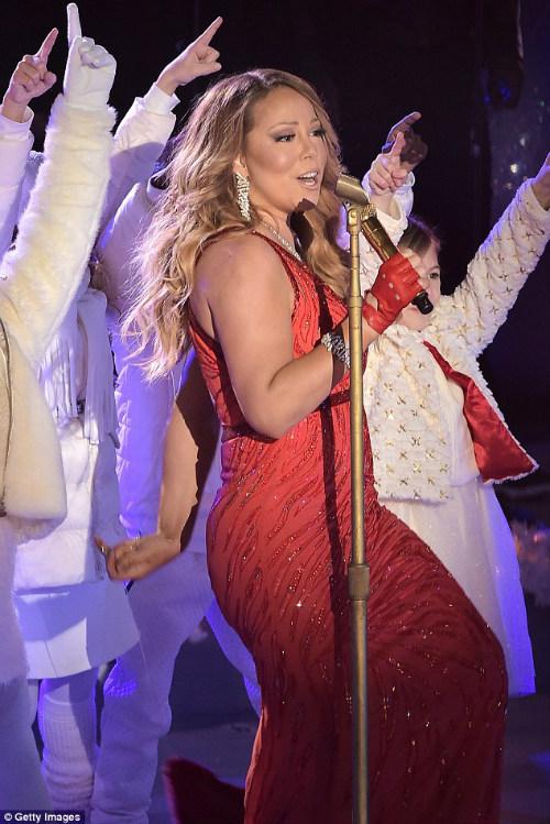 Thất vọng với giọng hát Mariah Carey trước Giáng sinh - 8