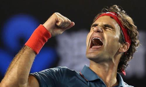 """Federer """"khuấy đảo"""" giải tennis Ngoại hạng - 1"""