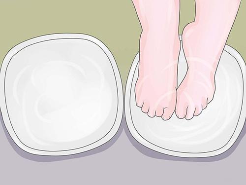 Chăm sóc bàn chân trong mùa đông thật dễ dàng - 4