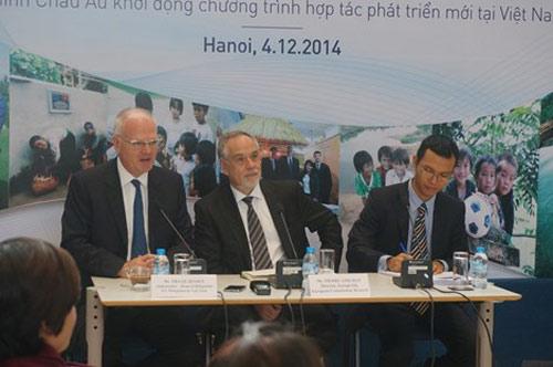 EU hỗ trợ hơn 500 triệu euro cho Việt Nam - 1