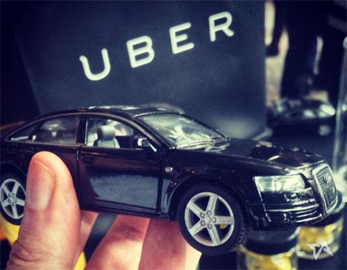 Đừng lo, Uber taxi! - 1