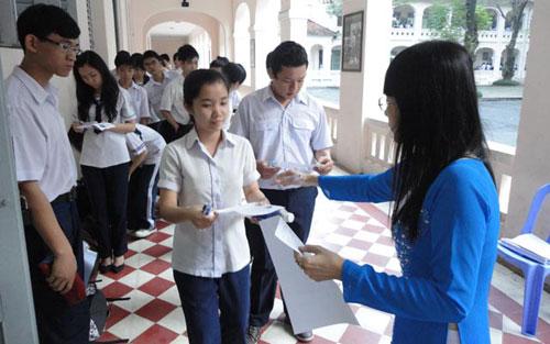TP.HCM: Đổi mới đề thi môn Ngữ văn tuyển sinh vào lớp 10 - 1