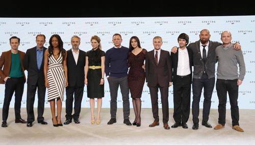 Hé lộ dàn diễn viên phần phim 007 tiếp theo - 2