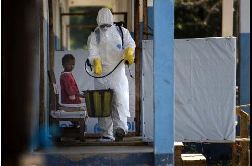 Không tin bác sỹ, bố ôm con nhiễm Ebola trốn vào rừng - 2