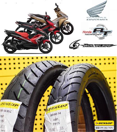 Môtô Bình đưa vỏ xe máy Dunlop đến gần với người tiêu dùng - 6
