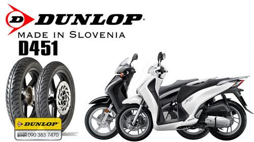Môtô Bình đưa vỏ xe máy Dunlop đến gần với người tiêu dùng - 4