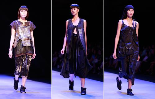 Show diễn 7 phút gây sốc tại tuần lễ thời trang Việt - 2