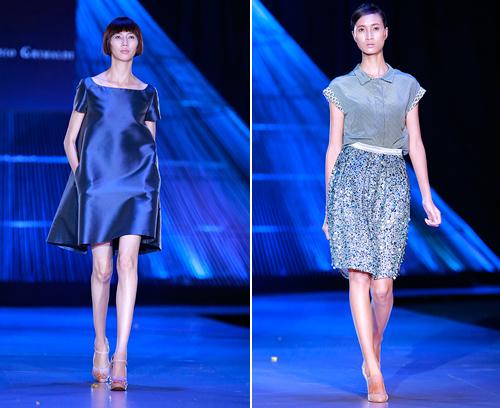 Show diễn 7 phút gây sốc tại tuần lễ thời trang Việt - 7