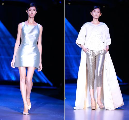 Show diễn 7 phút gây sốc tại tuần lễ thời trang Việt - 9