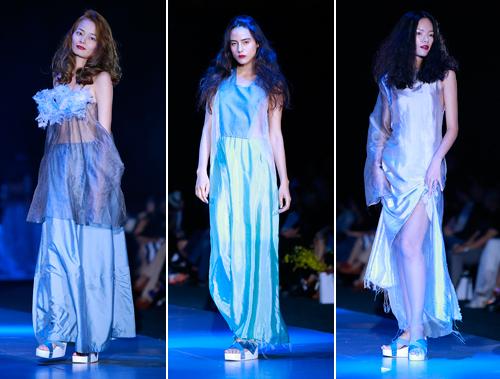 Show diễn 7 phút gây sốc tại tuần lễ thời trang Việt - 11