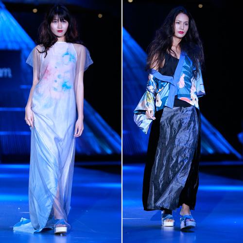 Show diễn 7 phút gây sốc tại tuần lễ thời trang Việt - 14