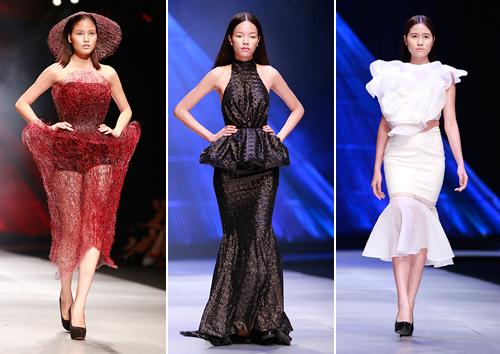 Show diễn 7 phút gây sốc tại tuần lễ thời trang Việt - 18