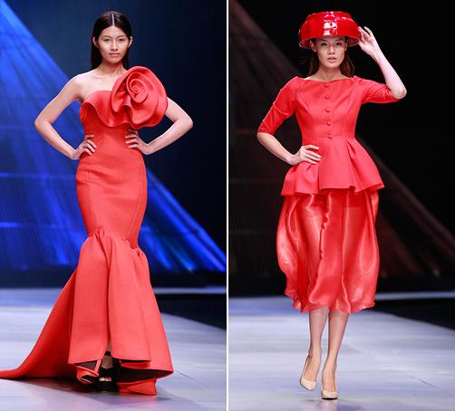 Show diễn 7 phút gây sốc tại tuần lễ thời trang Việt - 17
