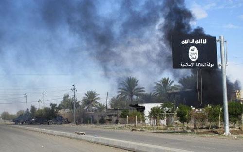 Bị oanh kích dữ dội,  IS vẫn không mất một tấc đất - 2