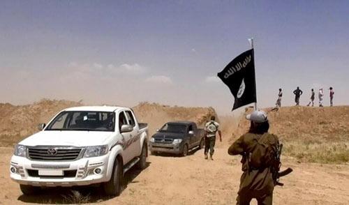 Bị oanh kích dữ dội,  IS vẫn không mất một tấc đất - 3