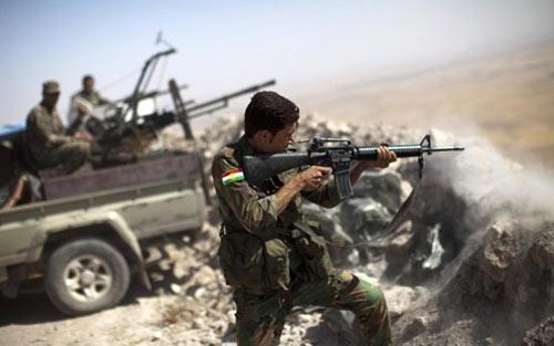 Bị oanh kích dữ dội,  IS vẫn không mất một tấc đất - 4