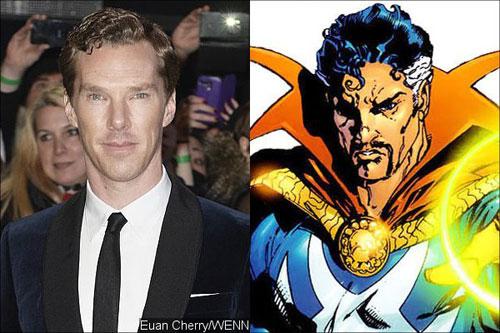 """""""Sherlock Holmes"""" tham gia dự án mới của Marvel - 1"""