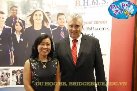 Tọa đàm du học Thụy Sĩ, gặp trực tiếp đại diện trường BHMS, nhận học bổng - 2