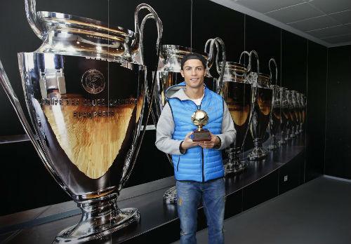 Ronaldo vượt trội Messi về hiệu suất ghi bàn - 1