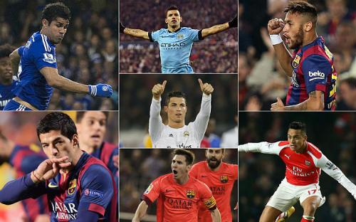 Ronaldo vượt trội Messi về hiệu suất ghi bàn - 2