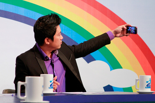 Kinh Quốc hào hứng tham gia trình truyền hình thực tế - 2