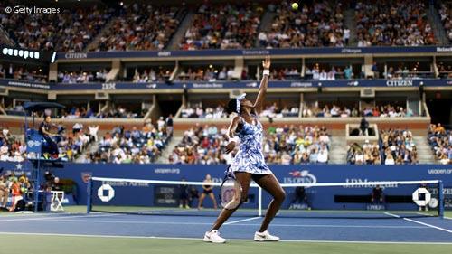 Serena dẫn đầu top 10 tay vợt nữ giành ace 2014 - 1