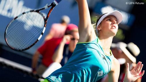 Serena dẫn đầu top 10 tay vợt nữ giành ace 2014 - 9