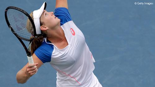 Serena dẫn đầu top 10 tay vợt nữ giành ace 2014 - 8