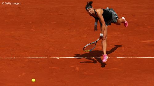 Serena dẫn đầu top 10 tay vợt nữ giành ace 2014 - 7