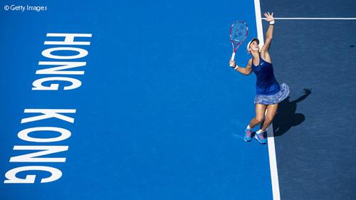 Serena dẫn đầu top 10 tay vợt nữ giành ace 2014 - 5